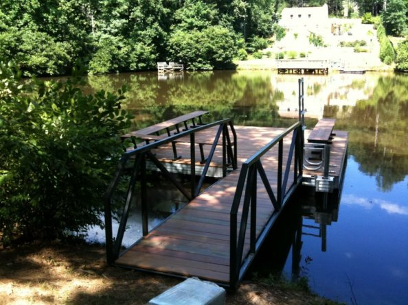 floating boat dock plans | Wahoo Docks | Page 3