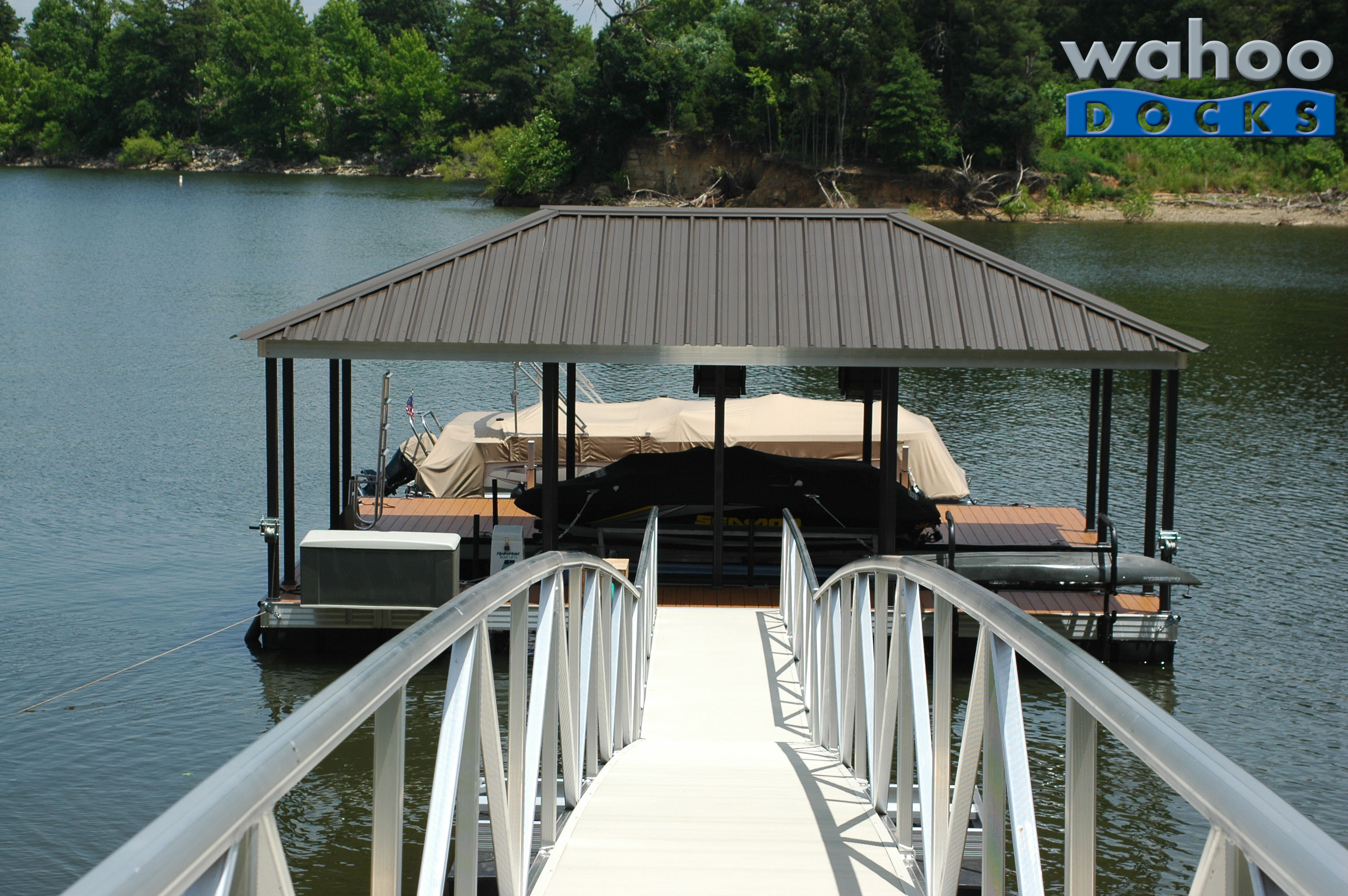 boat dock of month may 13